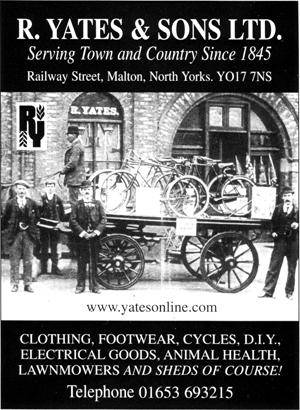 R. Yates & Sons, Malton