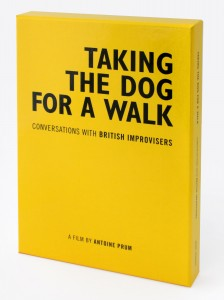 Taking The Dog For A Walk - Conversations With British Improvisers. DVD - Narrated by Stewart Lee.