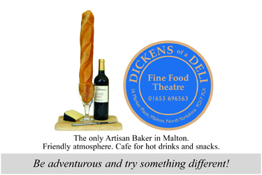 Fine Food Theatre Malton