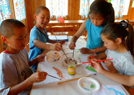 Akosia Mongolia Project