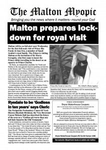 Malton news, Malton stories