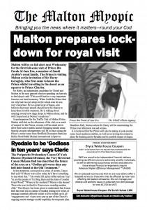 Malton news, Malton stories