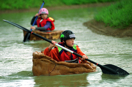 Yorkshire Pudding Boat Race