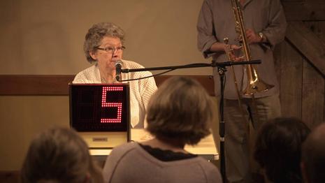 Mrs Boyes' Bingo featuring Mark Sanders